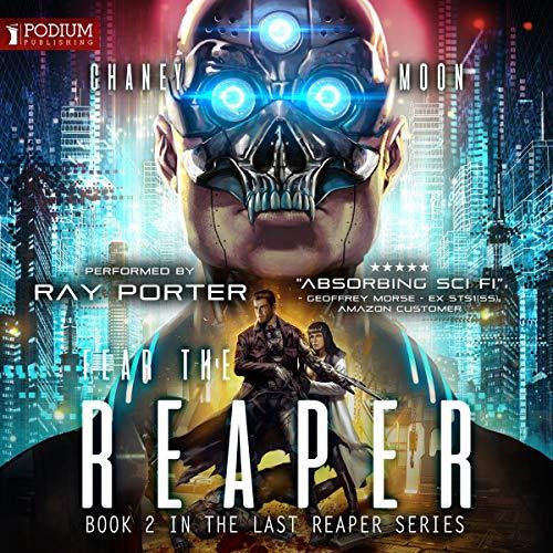 The Last Reaper Audiobook 2: Fear the Reaper
