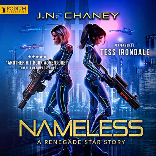 Nameless: Audiobook
