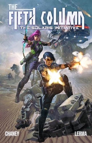The Fifth Column Book 2: The Solaris Initiative