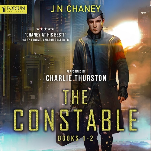 The Constable: Complete Series Audiobook
