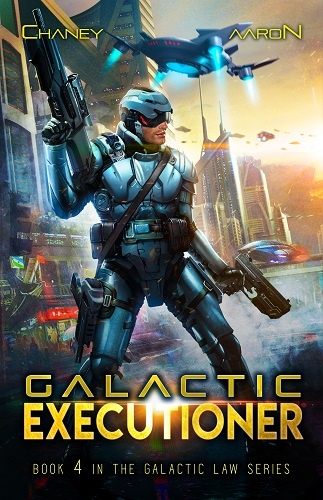 Galactic Law Book 4: Galactic Executioner