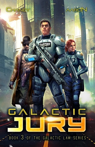 Galactic Law Book 3: Galactic Jury