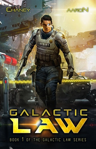 Galactic Law Book 1: Galactic Law