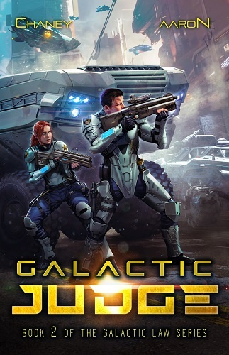 Galactic Law Book 2: Galactic Judge