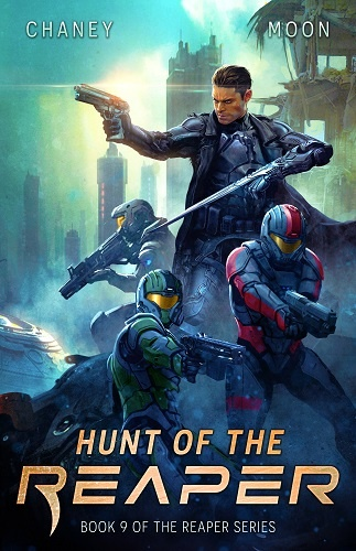 The Last Reaper Book 9: Hunt of the Reaper