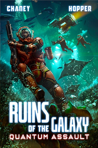 Ruins of the Galaxy Book 8: Quantum Assault