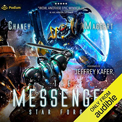 The Messenger Audiobook 3: Star Forged