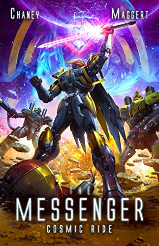 The Messenger Book 10: Cosmic Ride