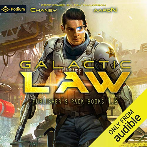 Galactic Law Publisher's Pack: Books 1 & 2