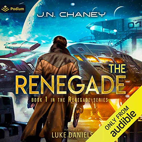 The Renegade Series Book 1: The Renegade Audiobook