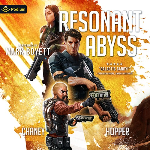 Resonant Son Audiobook 2: Resonant Abyss