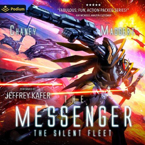The Messenger Audiobook 4: The Silent Fleet