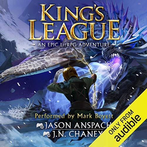 King's League Audiobook 1: King's League