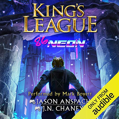 King's League Audiobook 2: 86-Neon