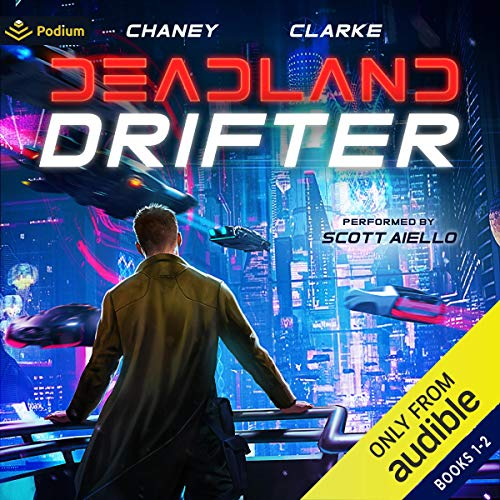 Deadland Drifter Publisher's Pack: Books 1 and 2