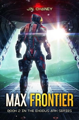 Exodus Ark Series Book 2: Max Frontier