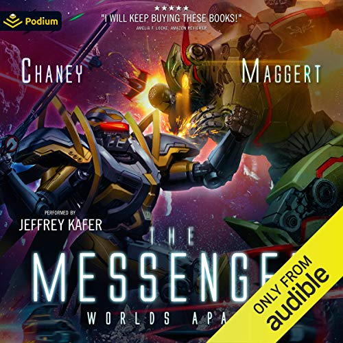 The Messenger Audiobook 6: Worlds Apart