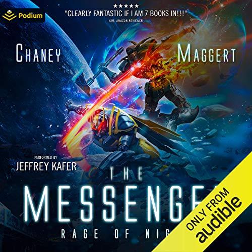 The Messenger Audiobook 7: Rage of Night