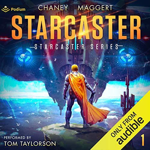 Starcaster Audiobook 1: Starcaster