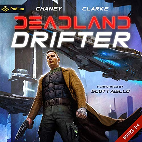 Deadland Drifter Publisher's Pack: Books 3 and 4