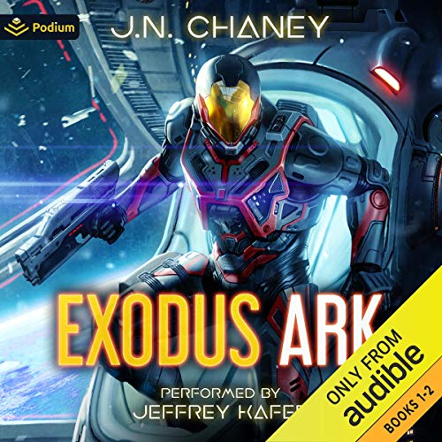Exodus Ark Publisher's Pack: Books 1 and 2