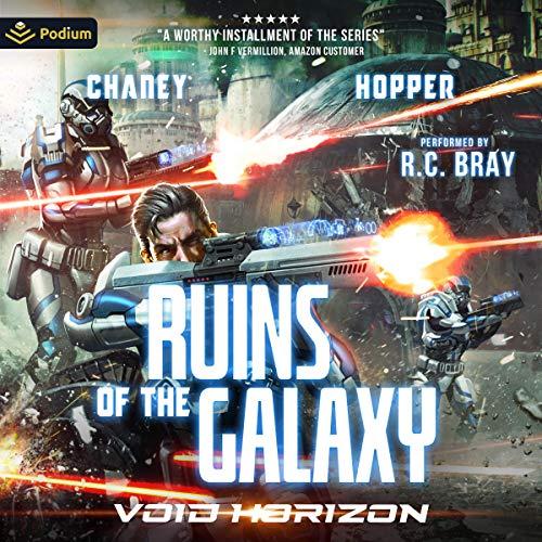 Ruins of the Galaxy Audiobook 4: Void Horizon