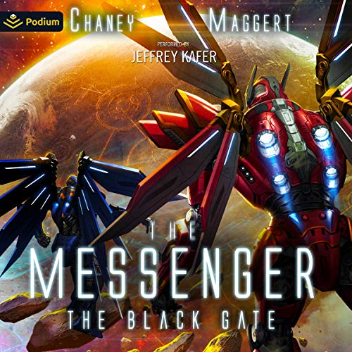 THe Messenger Audiobook 11: The Black Gate