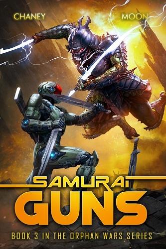 Orphan Wars Series Book 3: Samurai Guns