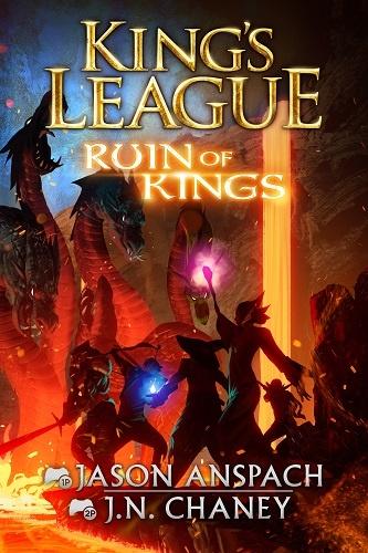 King's League Book 3: Ruin of Kings