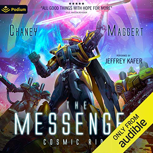 The Messenger Audiobook 10: Cosmic Ride