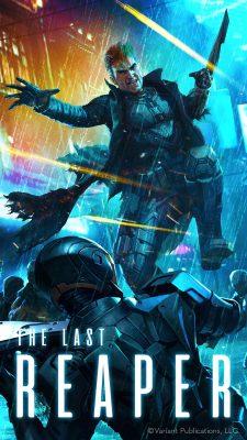 Reaper 3 Text