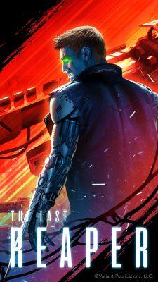 Reaper 5 Text